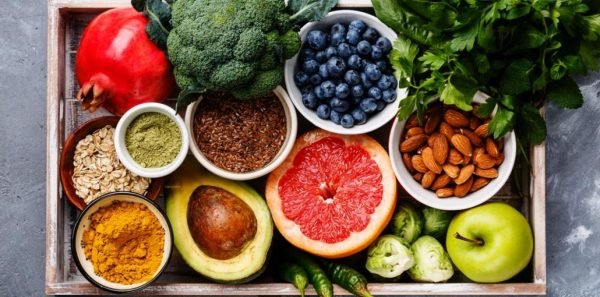 Замедлите процесс старения с помощью здоровой пищи - Afrikhepri Fondation