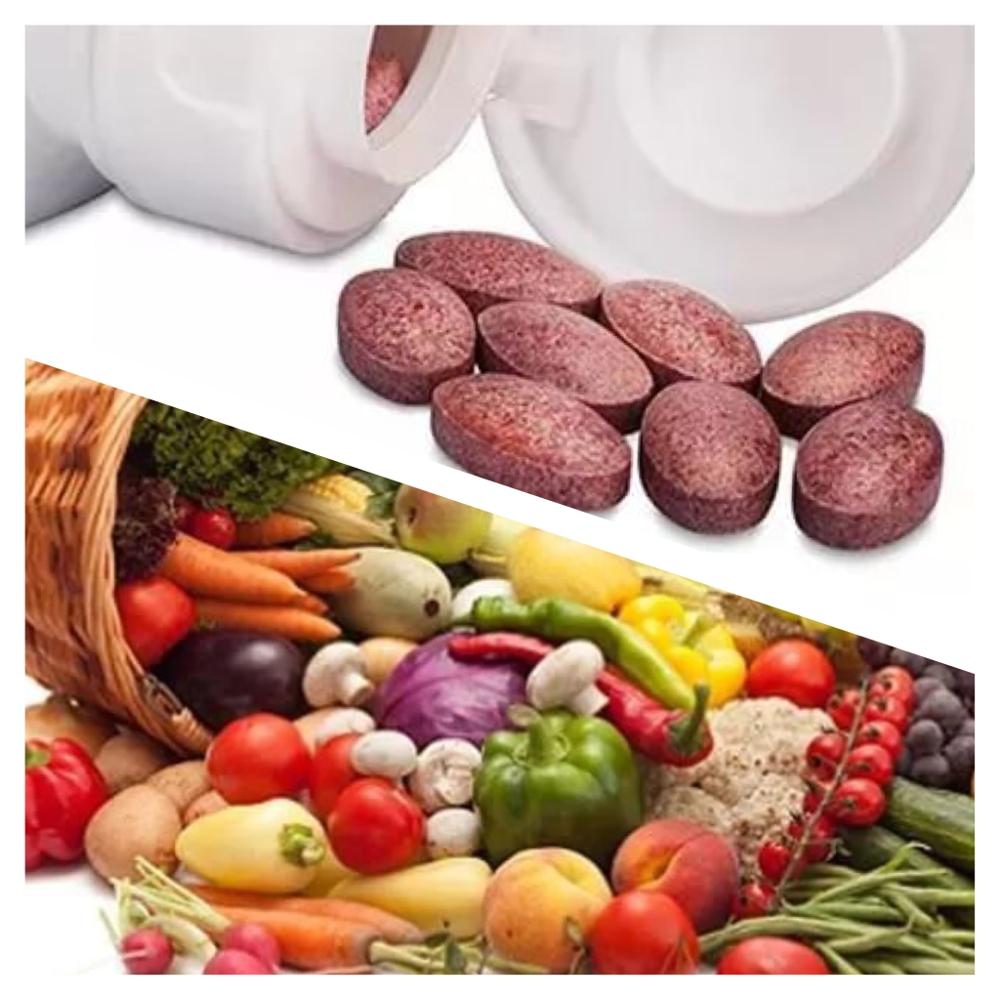 Интернет-магазин натуральных продуктов - Концентрат фруктов и овощей